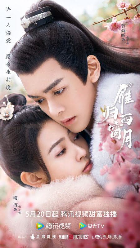 Time Flies and You Are Here Drama China : Sinopsis dan Review