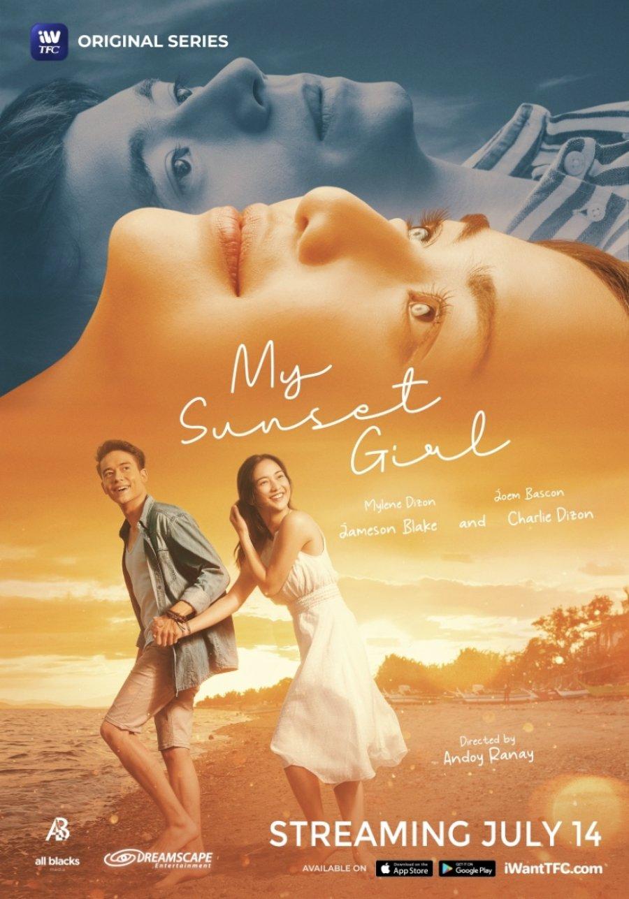 My Sunset Girl Drama Philippines (2021) : Sinopsis dan Review